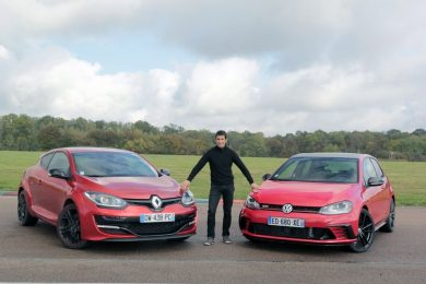 Renault Mégane RS vs Volkswagen Golf GTi Clubsport