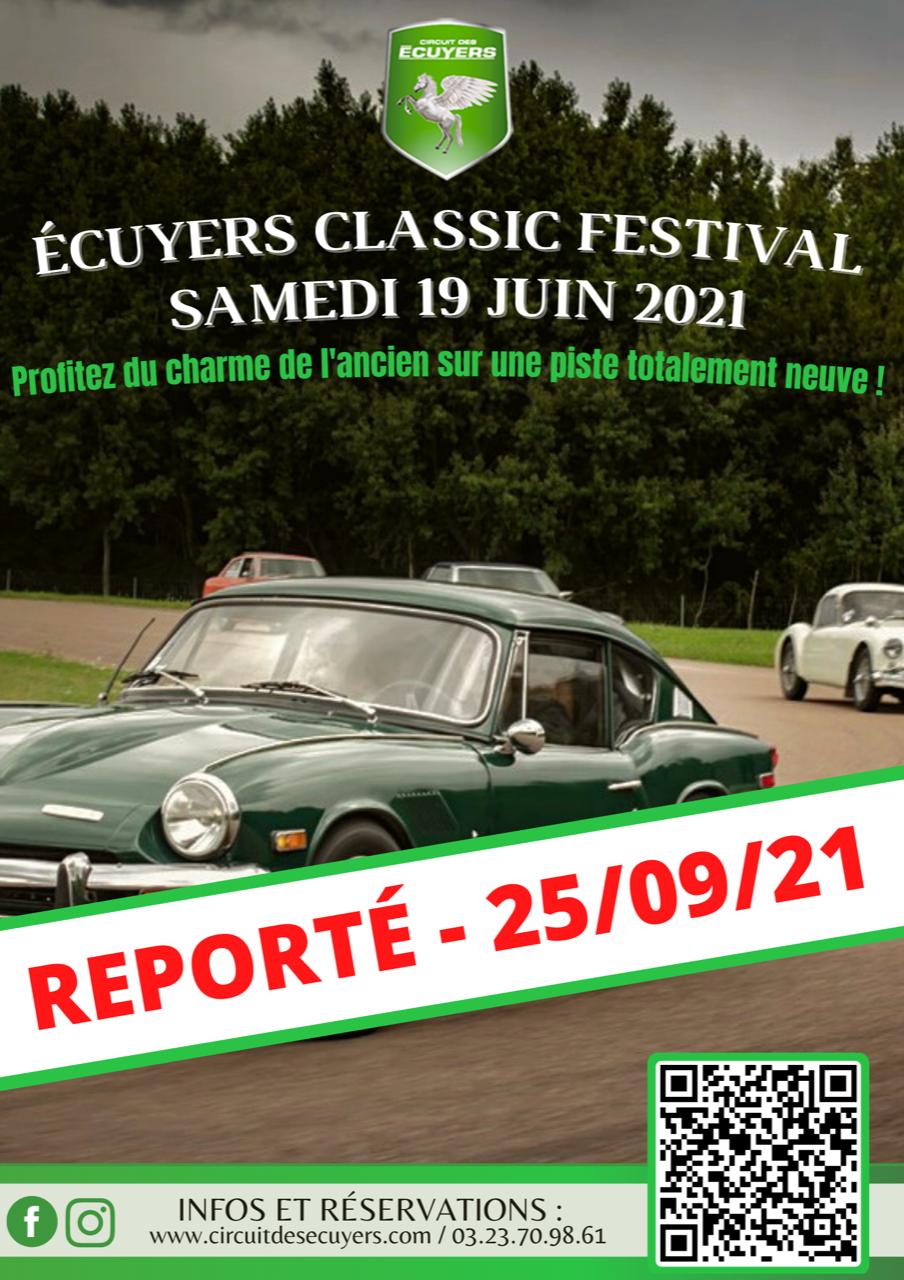 Écuyers Classic Festival