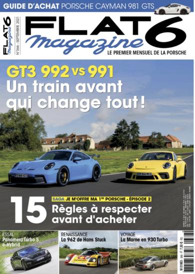 Comparatif GT3 992 VS 911 – Un train avant qui change tout !